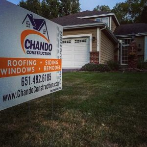 Residential Roof Installation Minnesota - Chando Construction